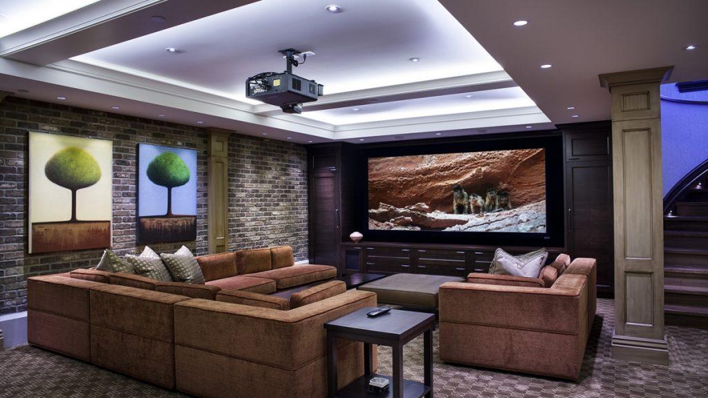 Tv Room Design