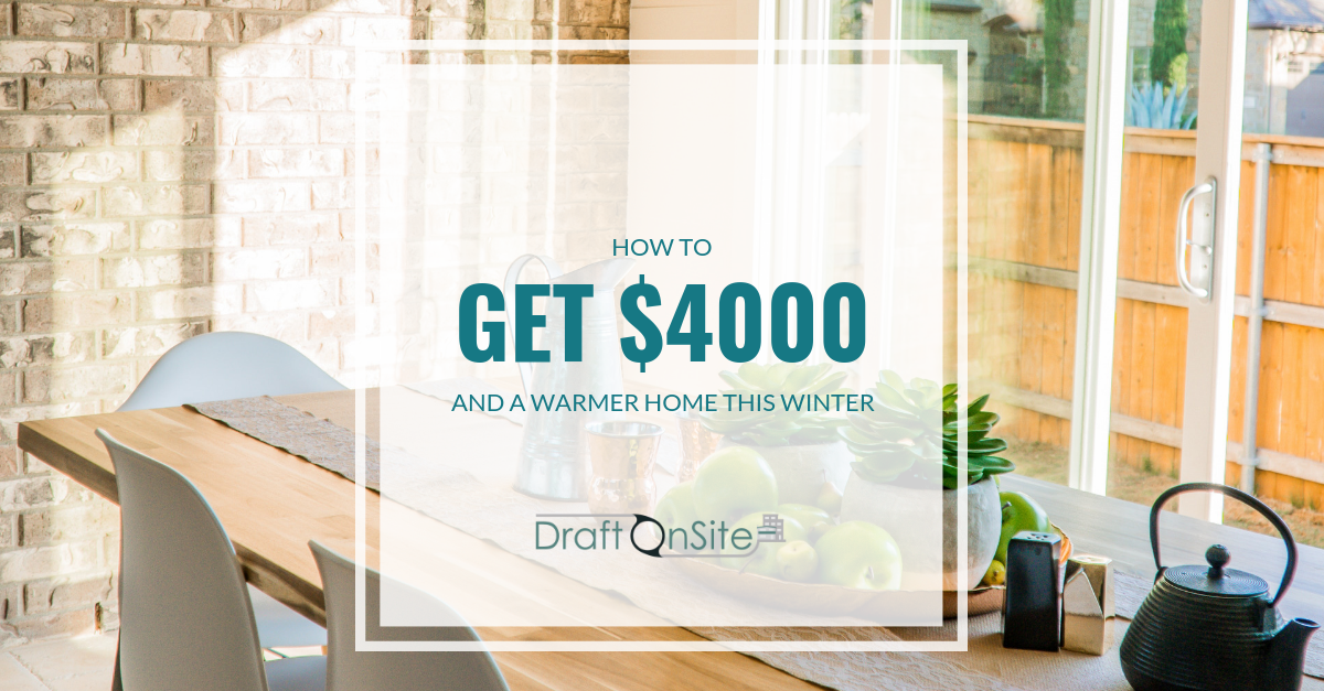 home renovation grants vancouver, heat pump vancouver, draft on site services