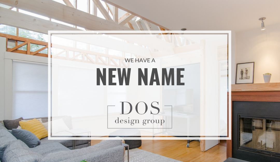 Draft On Site Services Inc. Have A New Name - DOS Design Group
